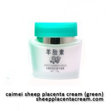 Caimei Sheep Placenta Green - Anti-Wrinkle Cream
