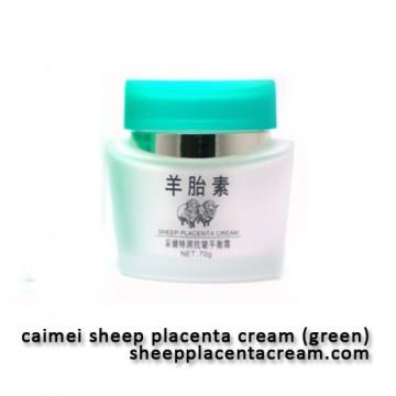 Caimei Sheep Placenta Green - Anti-Wrinkle Cream